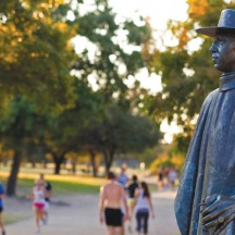 Stevie Ray Vaughn Statue Thumbnail